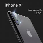 ฟิล์มกระจก iPhone X ติดเลนส์กล้อง