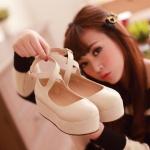 Preorder รองเท้าแฟชั่น สไตล์เกาหลี 34-43 รหัส 9DA-8381