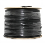 Cable 500M RG6/168 Power Line PeopleFu (Black)