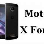 ฟิล์มกระจก Moto X Force