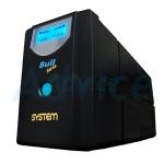 1000VA SYSTEM Bull (LCD)