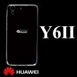 เคส Huawei Y6II ซิลิโคน สีใส