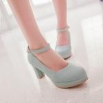 Preorder รองเท้าแฟชั่น สไตล์เกาหลี 34-43 รหัส 55-6592