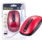Mouse Macnus Wireless V186