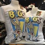 ลูนี่ตูนส์ สีขาว (Bunny BUG rainbow white)