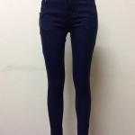 กางเกงยีนส์ฮ่องกง สีกรม Size 28 Code#2700