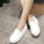 พร้อมส่ง รองเท้าแฟชั่น สีขาวไซส์ 31 รหัส PP-9DA-1402