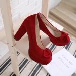 พรีออเดอร์ รองเท้าแฟชั่น 33-43 รหัส 9DA-9581
