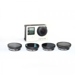 FREEWELL FILTER 4 PACK FOR GOPRO WITHOUT HOUSING