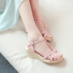 Preorder รองเท้าแฟชั่น 34-39 รหัส 9DA-6096