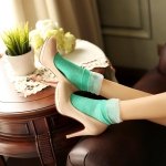 Preorder รองเท้าแฟชั่นเกาหลี 32-44 รหัส 9DA-2175