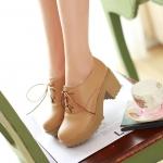 Preorder รองเท้าแฟชั่น สไตล์เกาหลี 34-43 รหัส 9DA-6143
