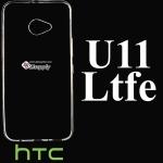 เคส HTC U11 LITE ซิลิโคน สีใส