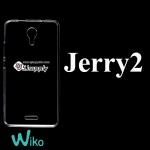 เคส Wiko Jerry 2 ซิลิโคน สีใส