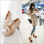 Preorder รองเท้าแฟชั่น สไตล์เกาหลี 32-43 รหัส 9DA-1197