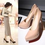 Preorder รองเท้าแฟชั่น สไตล์เกาหลี 34-43 รหัส N5-8537