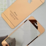 ฟิล์มกระจก iPhone 4/4s แบบกระจกสะท้อน