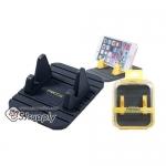 แท่นวางมือถือ Proda Portable Car Holder Phone Holder สีดำ