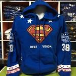 ซุปเปอร์แมน เสื้อกันหนาวฮู้ด (Superman 38)
