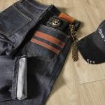 กางเกงขากระบอก NT65