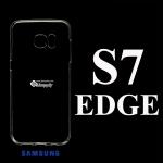 เคส Samsung S7 Edge ซิลิโคน สีใส
