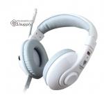 หูฟัง nubwo 550 สีขาว
