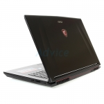 Notebook MSI GP72MVR 7RFX-676XTH Leopard Pro (Black) ไม่แถมกระเป๋า