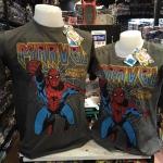 สไปเดอร์แมน สีเทา (MVH-Spider jump washed)