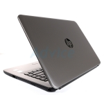 Notebook HP 14-ac102TX (Silver)