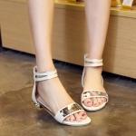 Preorder รองเท้าแฟชั่น รองเท้าส้นเตี้ย รองเท้าส้นแบน 34-39 รหัส N5-6063