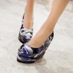 รองเท้าแฟชั่น สไตล์เกาหลี 32-43 รหัส 9DA-3808