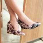 Preorder รองเท้าแฟชั่น สไตล์เกาหลี 33-42 รหัส 9DA-1977