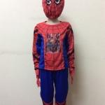 ชุดสไปเดอร์แมน โฮมคัมมิ่ง(Spider Man Homecoming) มีถุงมือ มีไฟกระพริบ