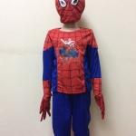 ชุดสไปเดอร์แมน(Spider Man) มีถุงมือ