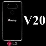 เคส LG L-V20 ซิลิโคน สีใส