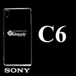 เคส Sony C6 ซิลิโคน สีใส