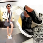 Preorder รองเท้าสไตล์เกาหลี 34-39 รหัส N5-0304
