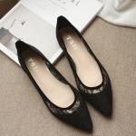 Preorder รองเท้าแฟชั่น สไตล์เกาหลี 35-41 รหัส GB-6580