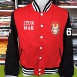 ไอรอนแมน เสื้อแจ็คเก็ตกันหนาว (Ironman Red)