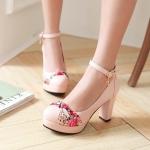 Preorder รองเท้าแฟชั่น สไตล์เกาหลี 34-43 รหัส 9DA-5687