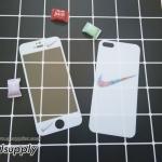 ฟิล์มกระจก iPhone4/4s ลาย ไนกี้