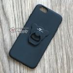 เคส Samsung J2 เพชรล้อมแหวนหมี สีดำ BKK