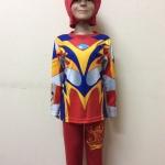 ชุดอุลตร้าแมน เมบิอุส (Ultraman Mebius) เด็ก สีแดง