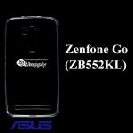 เคส Zenfone Go (ZB552KL) ซิลิโคน สีใส