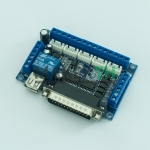 5 Axis CNC Breakout Board Interface