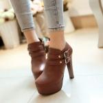 Preorder รองเท้าบูท 32-43 รหัส 9DA-4844