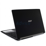 Notebook Acer Aspire A715-72G-58MF/T001 (Black)