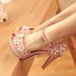 &#x2764 Preorder &#x2764 รองเท้าแฟชั่น สไตล์เกาหลี 33-42 รหัส 9DA-7472