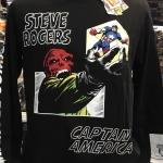 มาร์เวล แขนยาว (Red Skull Catch Captain)