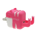 Anitech Adapter and Mobile Holder iC01 (PINK)